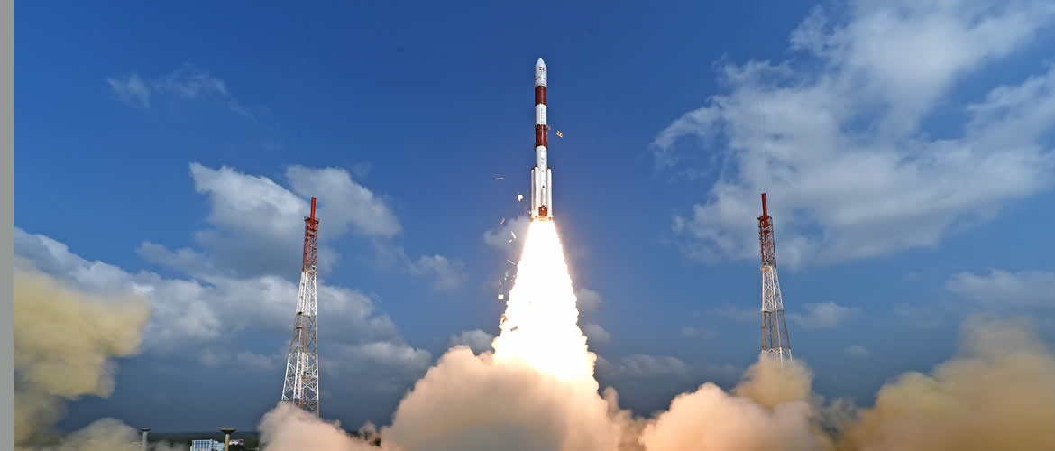 ISRO Launch of 104 Satellites