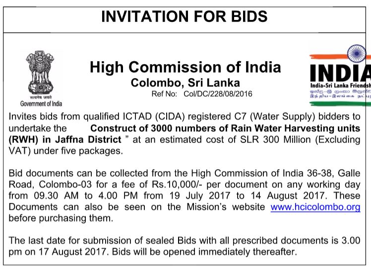 Welcome to High Commission of India, Colombo, Sri Lanka